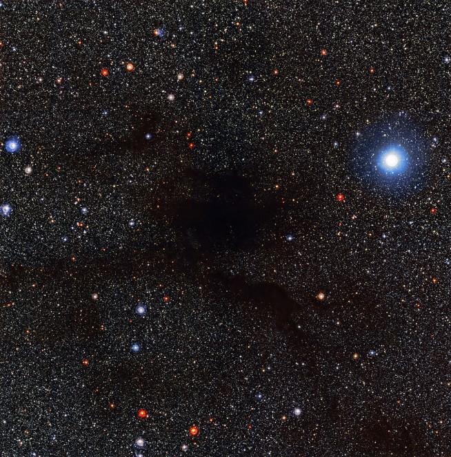 The Dark Cloud Lupus 4