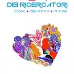 La locandina dell'evento. Per l'edizione 2014 della notte della ricerca il tema scelto è: sogno, creatività, futuro.
