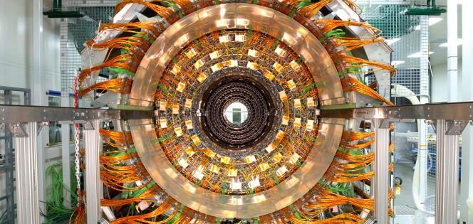 Large Hadron Collider, CERN, Ginevra.