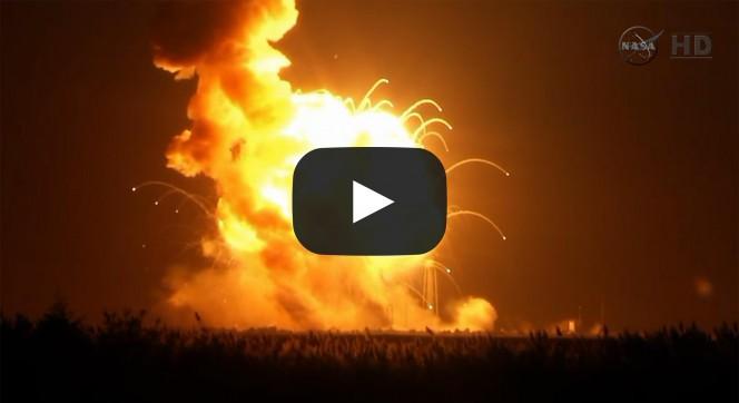 Il video dell'esplosione pubblicato dall'agenzia Reuters.
