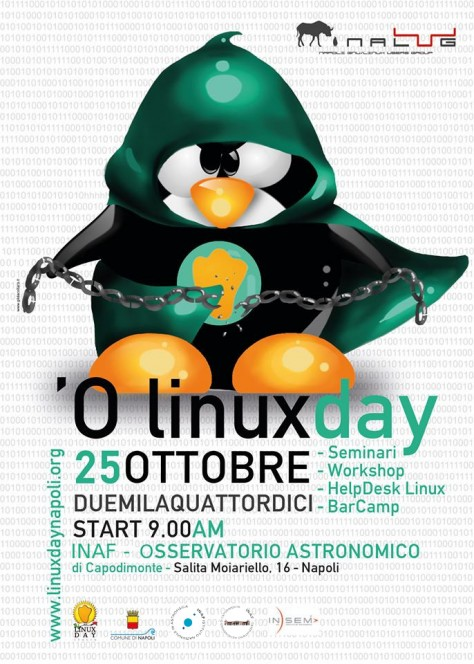 LinuxDay14_INAF