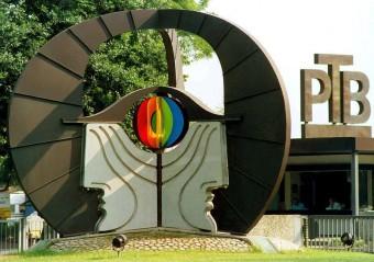 Il quartier generale del PTB a Braunschweig, in Germania