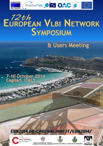 Poster del 12mo EVN Symposium