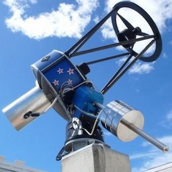 Uno dei telescopi robotici della rete GLORIA