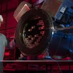 Prototipo di strumento di imaging per il Dark Energy Survey Credits: Fermilab
