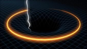 Pulsar in orbita attorno a un buco nero