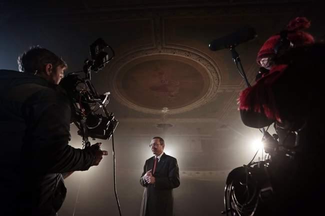 Avi Loeb intervistato dalla BBC (dal sito della Harvard University)