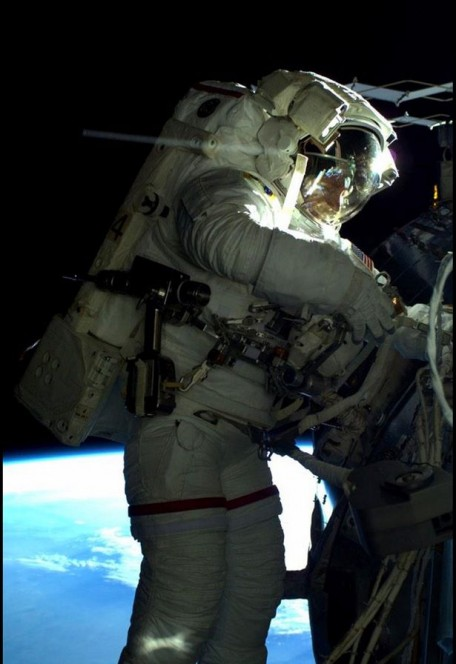 Terry-W-Virts-Spacewalk