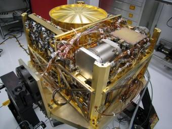 Lo strumento SAM a bordo di Curiosity. Crediti: NASA-GSFC