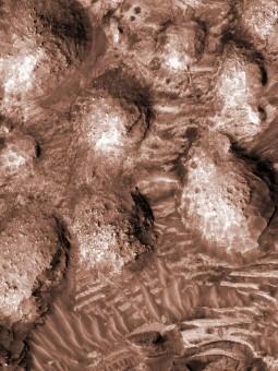 Crediti: NASA/JPL/University of Arizona, immagine processata da Angelo Pio Rossi (Jacobs University)
