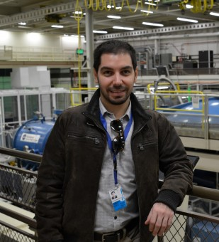 Francesco Tombesi, ricercatore al Goddard Space Flight Center della NASA, alla University of Maryland (USA) e associato INAF