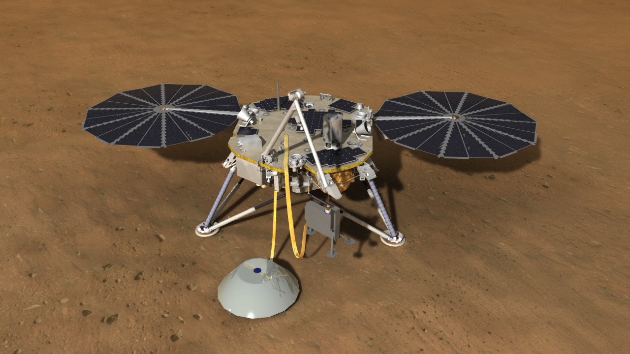 InSight: per Marte bisogna attendere