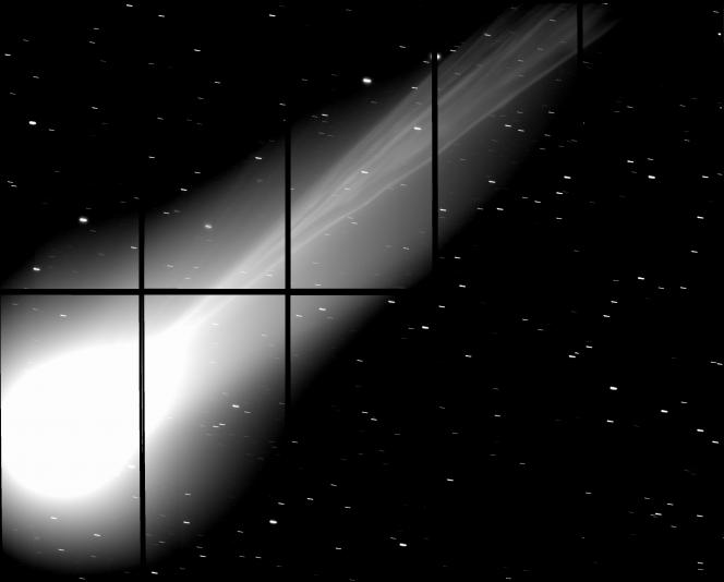 Crediti: National Astronomical Observatory of Japan, elaborazione dati di Masafumi Yagi.