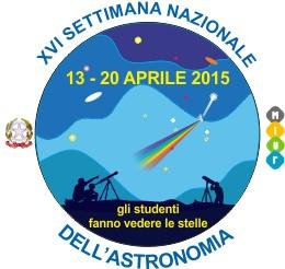 logo settimana astronomia