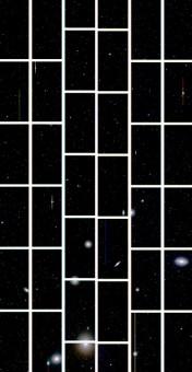 La Dark Energy Camera compone le immagini realizzando mappature dell'universo ad altissima risoluzione.