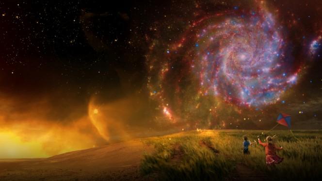 La collaborazione NExSS della NASA intende far cooperare diverse discipline per cercare tracce di vita oltre il nostro Sistema solare, includendo studiosi della Terra come pianeta ospitante la vita, planetologi che raffrontano le diversità dei pianeti nel sistema solare, e quei ricercatori sulla nuova frontiera che scoprono e analizzano mondi orbitanti altre stelle nella nostra galassia. Crediti: NASA