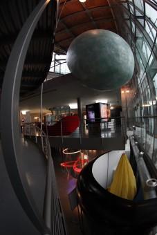 Infini.To, il museo interattivo dell'astronomia e dello spazio di Pino Torinese (TO).