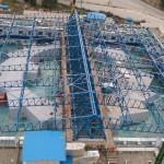 Sesame: edificio in costruzione