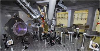 Il funzionamento interno del laser Titano nella Jupiter Laser Facility