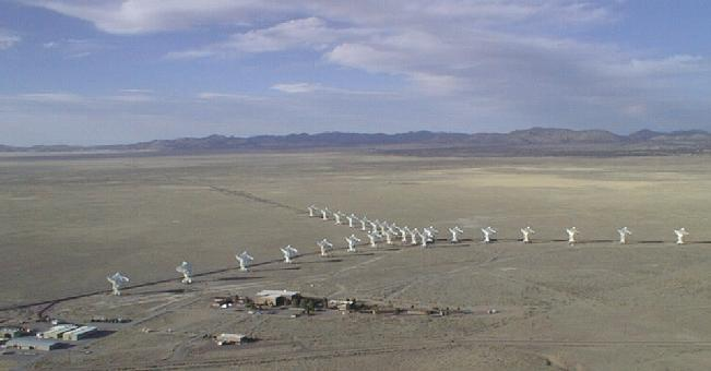 Il Karl G. Jansky Very Large Array (VLA)