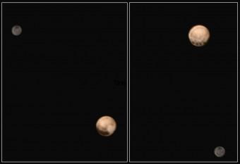 7-1-15_Pluto_Charon_color_hemispheres