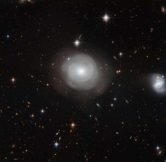 Crediti: NASA, ESA, P. Goudfrooij (STScI)