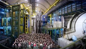 Crediti: LHCb, CERN.