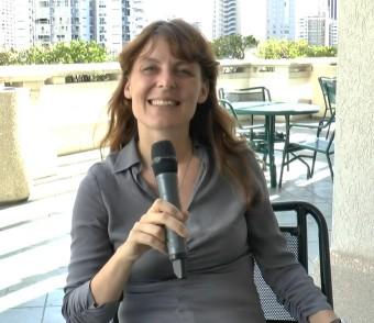 Lisa Kaltenegger, astronoma della Cornell University di New York, negli Stati Uniti