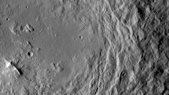 Il cratere Urvara