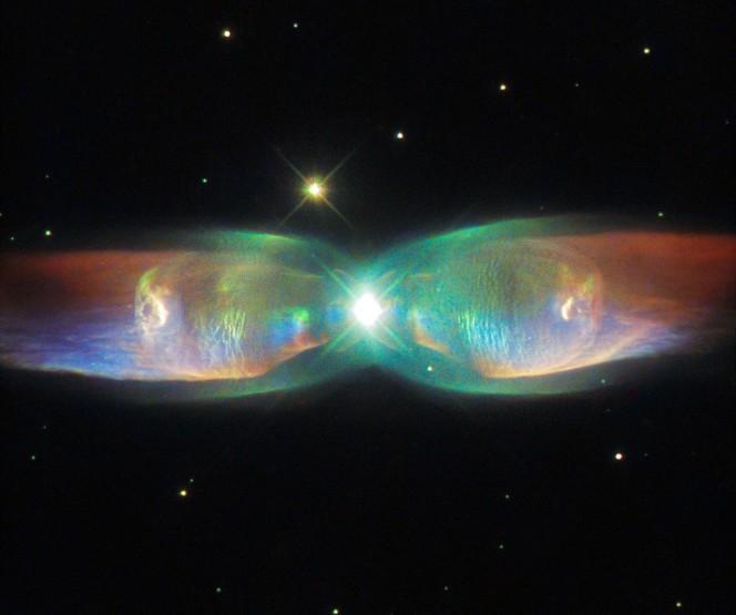 Crediti: ESA / Hubble & NASA.