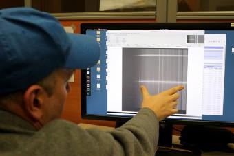 """Informazioni importanti sulla composizione della cometa verranno dedotte dagli """"spettri"""" di 67P ottenuti al TNG. Crediti: INAF/TNG"""