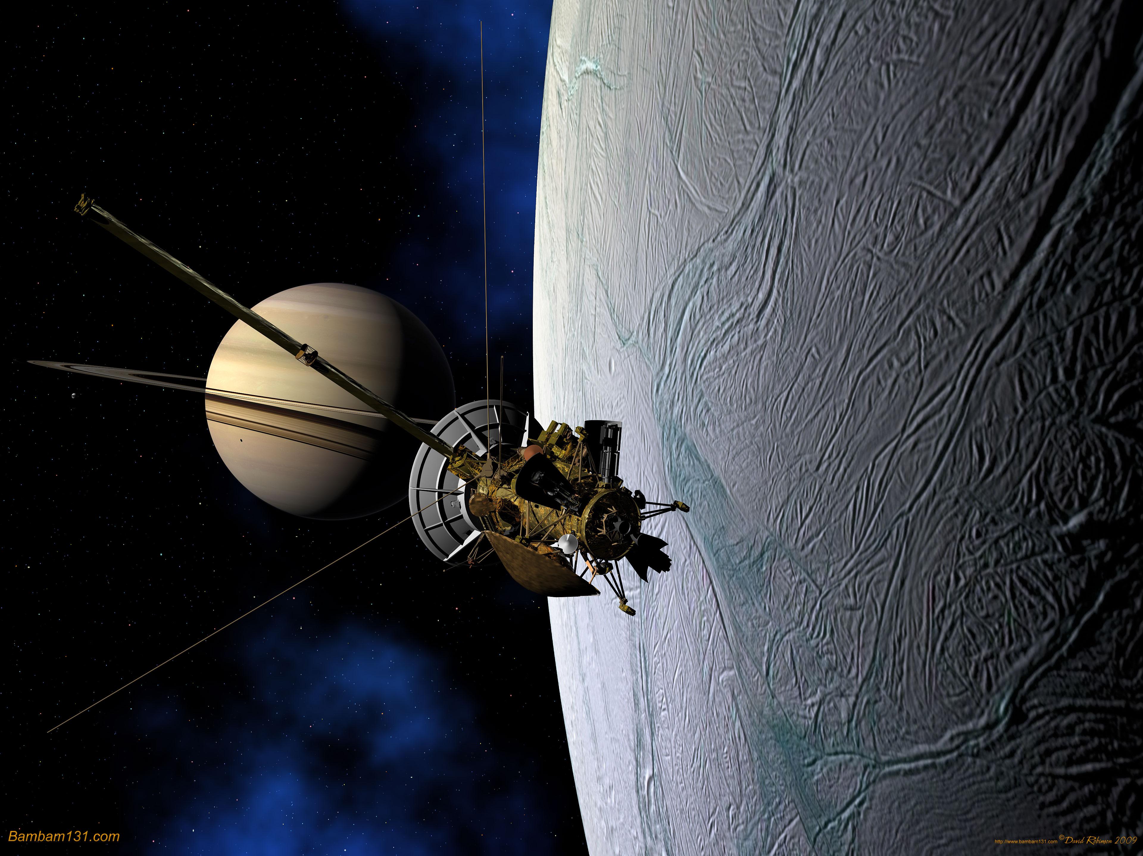 Encelado vista da vicino | MEDIA INAF