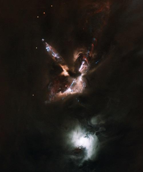 Crediti: Gemini Observatory/AURA/B. Reipurth, C. Aspin, T. Rector