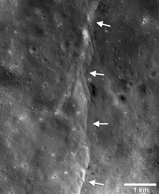 Crediti: NASA/LRO/Arizona State University/Smithsonian Institution