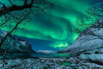 Aurora boreale. Crediti: NASA