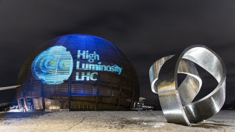 Crediti: CERN, LHC.