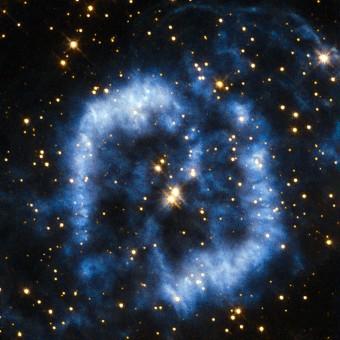 Crediti: ESA/Hubble & NASA, acknowledgement: Serge Meunier