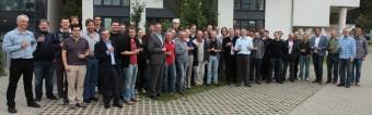 I membri del consorzio MICADO riuniti a Vienna in occasione del Kick-off meeting dello strumento. Crediti: MPE/MICADO Consortium