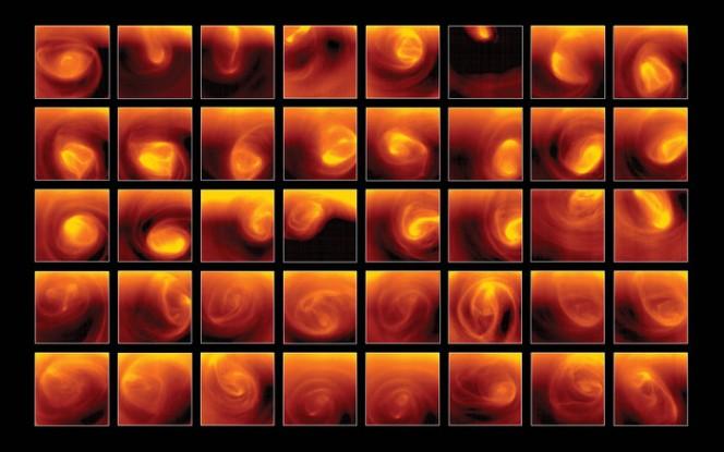 Crediti: ESA/VIRTIS-Venus Express/INAF-IAPS/LESIA-Obs. Paris/G. Piccioni
