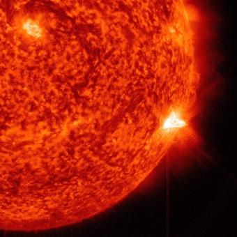 Crediti: Solar Dynamics Observatory, NASA