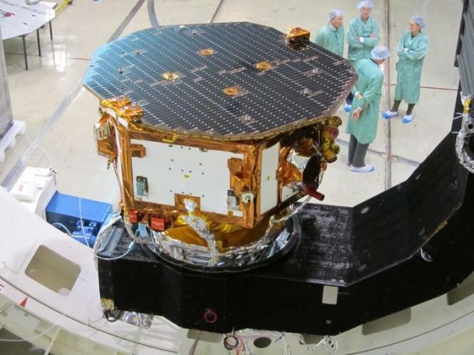 La sonda LISA Pathfinder