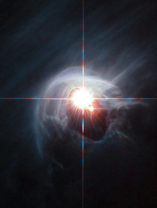 Crediti: ESA / Hubble e NASA, Ringraziamenti: Judy Schmidt
