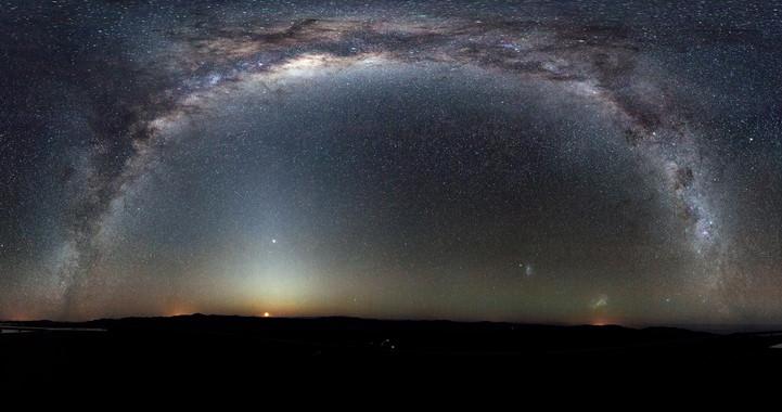 Via Lattea, le sue due vite impresse nelle stelle