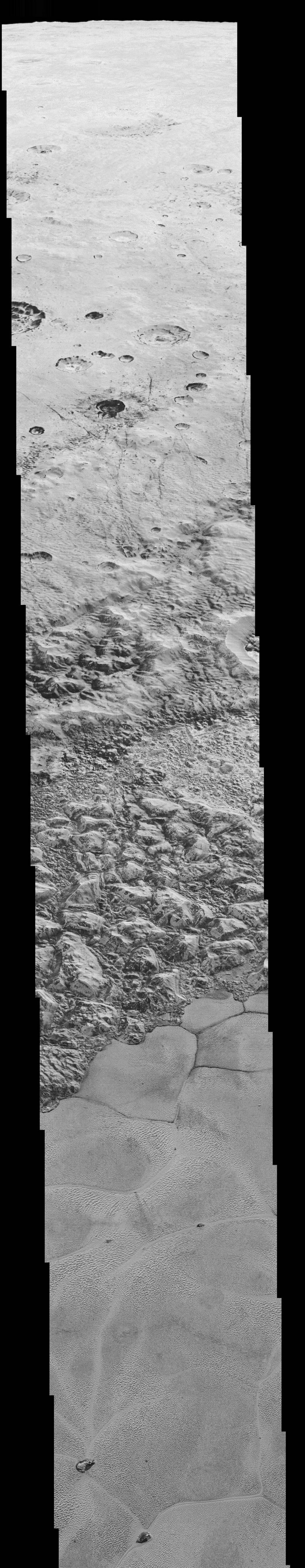 Crediti: NASA / JHUAPL / SwRI