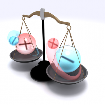 L'atomo di anti-idrogeno possiede proprietà diverse da quello di idrogeno, tali da spiegare la scomparsa dell'antimateria? Crediti: ALPHA collaboration team (CERN)