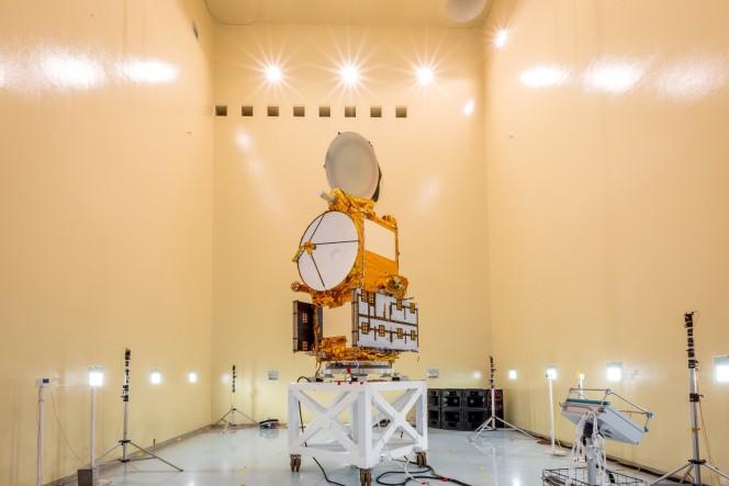 Thales Alenia Space le 3 Décembre 2014