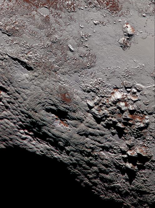 Crediti: NASA / JHUAPL / SWRI.