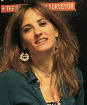 Mariateresa Crosta, INAF. (fonte: giovedscienza.it)