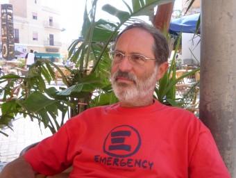 Pietro Ubertini, direttore dell'INAF IAPS di Roma, consulente scientifico per l'ultimo film di Giuseppe Tornatore