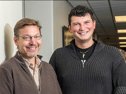 I ricercatori del Caltech Mike Brown e Konstantin Batygin